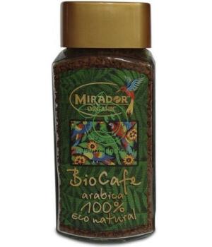 Bio kávé arabica instant, Mirador