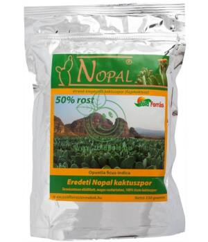 Kaktuszpor, Nopal