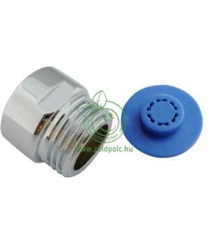 Víztakarékos zuhanyfej csatlakozó (6liter/perc)