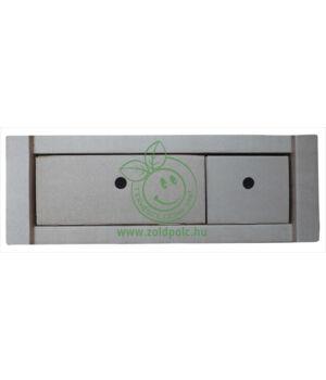 Papír bútor kiegészítő (vegyes fiókok)