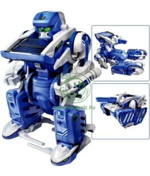 Napelemes játék robot