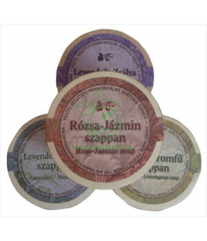 Pannonhalmi szappan (levendula-menta)