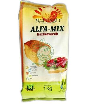 Alfa-mix lisztkeverék, Glutenix