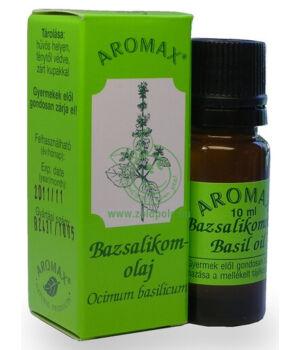 Aromax illóolaj (bazsalikom)
