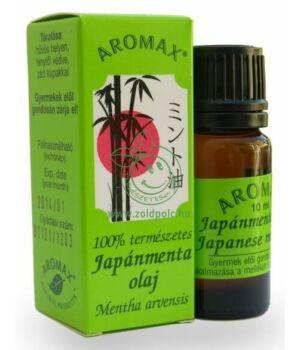 Aromax illóolaj (japánmenta)