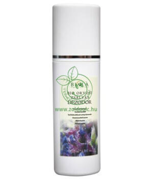 Biola orvosi zsályás dezodor bio (125ml)