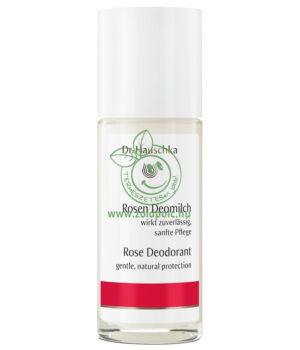 Dr. Hauschka dezodor (rózsa)