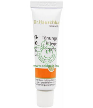 Dr. Hauschka arckrém (színezett,5ml)