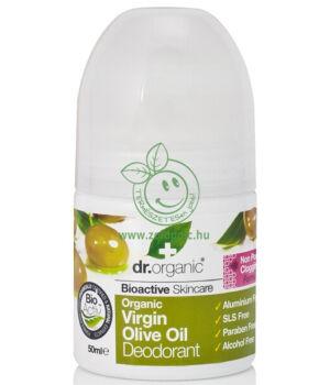 Dr. Organic dezodor (olíva)