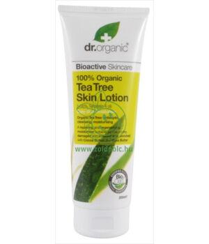 Dr. Organic testápoló (teafa)