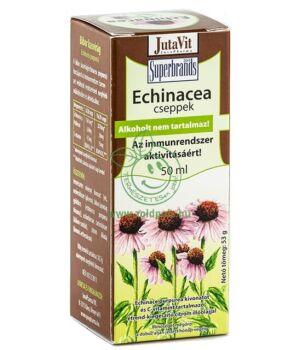 Echinacea cseppek, Jutavit