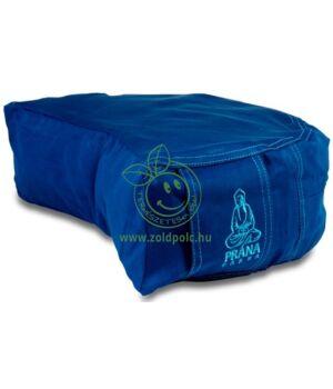 Huzat félhold meditációs párnához (kék)