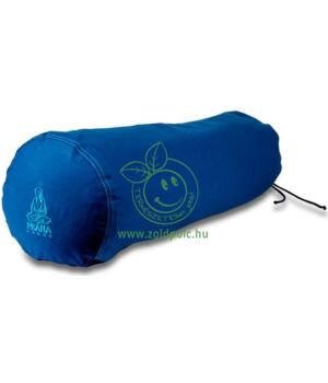 Huzat henger meditációs párnához (kék)