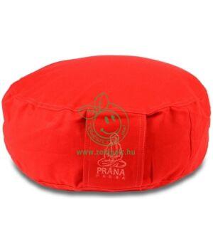 Huzat kerek meditációs párnához (piros)