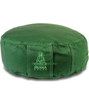 Huzat kerek meditációs párnához (zöld)