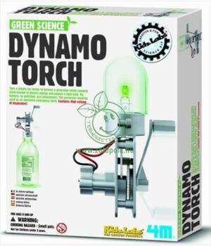 Készíts dinamós lámpát