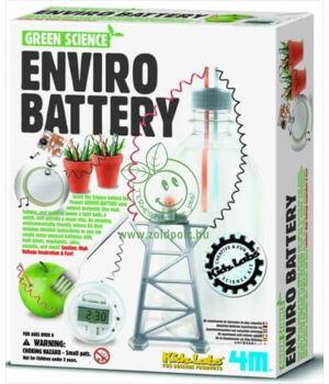 Készíts környezetbarát elemet