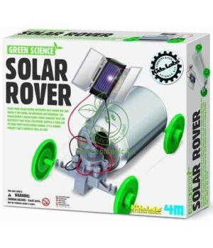 Készíts napelemes versenyautót