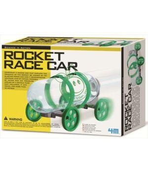 Készíts PET palack rakéta autót