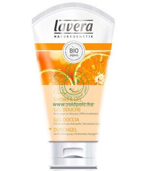 Lavera Body Spa tusfürdő (narancs-homoktövis)