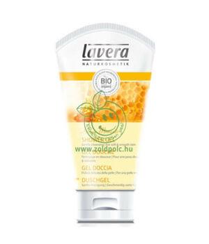 Lavera Body Spa tusfürdő (tej-méz)