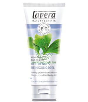 Lavera Faces arctisztító gél zsíros bőrre