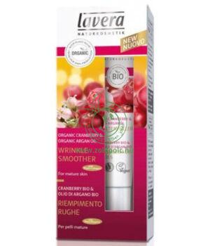 Lavera Faces ráncfeltöltő krém vörösáfonya-argán
