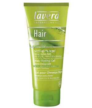 Lavera Hair hajformázó zselé