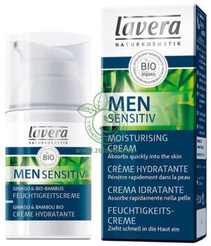 Lavera Men Sensitive hidratáló arckrém