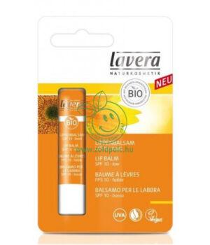 Lavera Sun fényvédő ajakbalzsam SPF 10