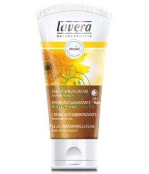 Lavera Sun önbarnító arckrém