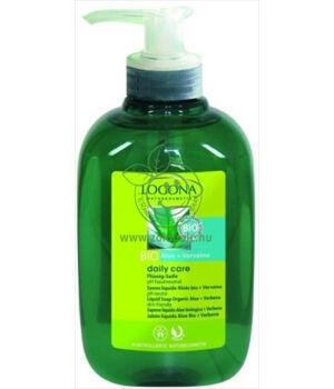 Logona folyékony szappan (aloe-verbéna)