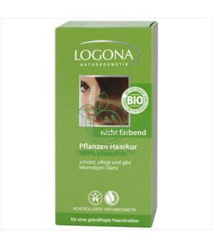 Logona növényi ápoló hajpakolás por