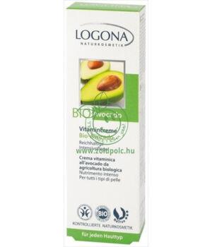 Logona vitaminos krém bio (avokádó)