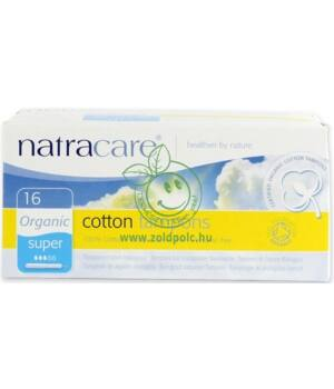 Natracare tampon applikátorral (super)