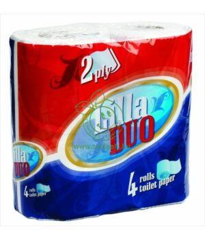 Öko WC papír, Lilla duo (4 db)