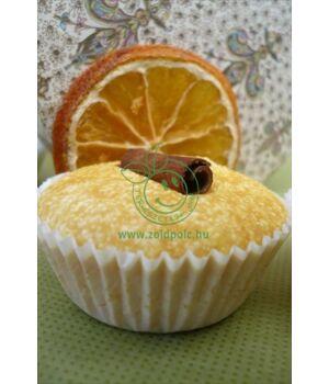 Shea vajas fürdőpraliné, Olivia (narancs)