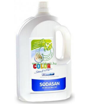 Sodasan folyékony color mosószer bio (4000ml)