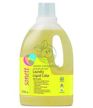 Sonett folyékony color mosószer