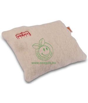 Tönköly párna, alvó (25x30cm,gyapjú)