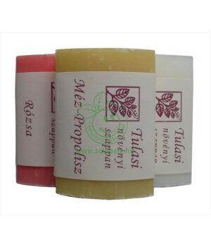 Tulasi növényi szappan (méz)