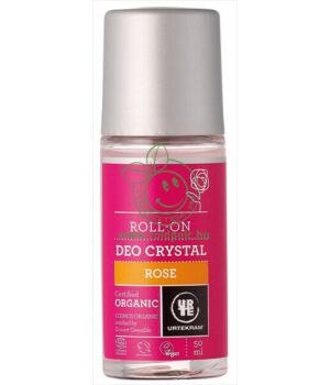 Urtekram bio dezodor (rózsa)