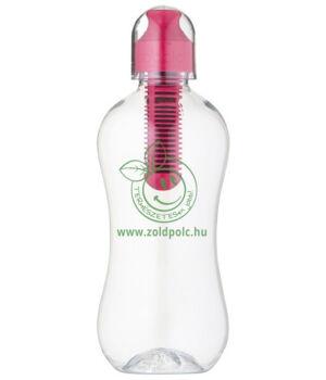 Vízszűrő kulacs, Bobble (magenta,550ml)