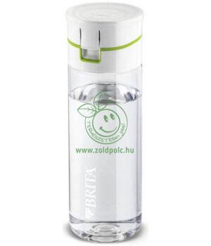 Vízszűrős palack, Brita Fill and Go (zöld)