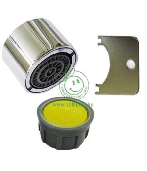 Víztakarékos perlátor lopásvédelemmel (belső,4liter)