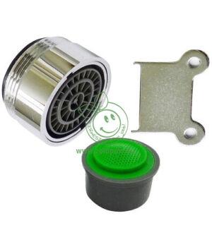 Víztakarékos perlátor lopásvédelemmel (külső,2liter)
