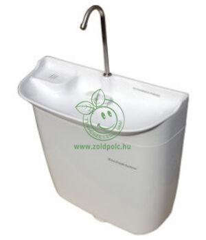 WC tartály kézmosóval (balos)