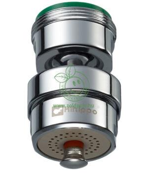 One touch mozgatható fejű perlátor (spray)