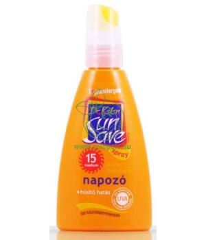 Dr. Kelen Sunsave F15 napozó spray