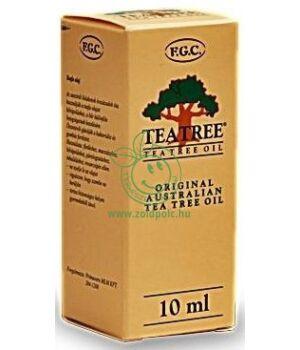 Teafa illóolaj, ausztrál